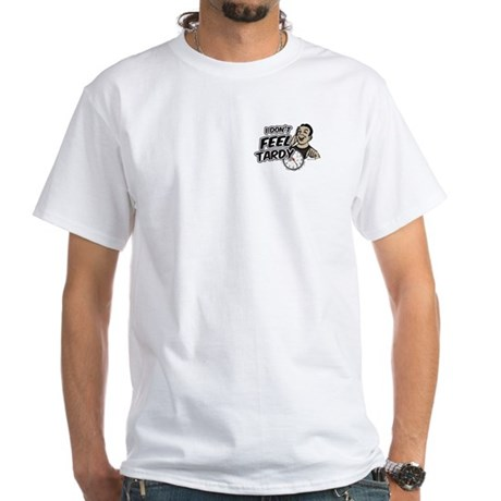 Tardy White T-Shirt