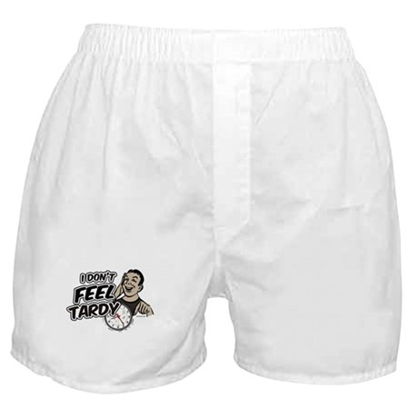 Tardy Boxer Shorts