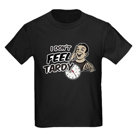 Tardy Kids Dark T-Shirt
