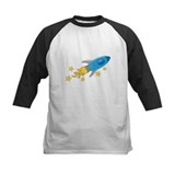 Retro Rocket Ship Tee