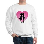 Couple Kissing Sweatshirt