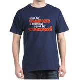 Bad Day Camping T-Shirt