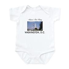 Washington Americasbesthistory.com Infant Bodysuit