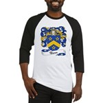 Baron Family Crest Baseball Jersey