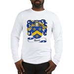 Baron Family Crest Long Sleeve T-Shirt