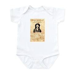 Texas Jack Infant Bodysuit