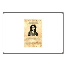 Texas Jack Banner