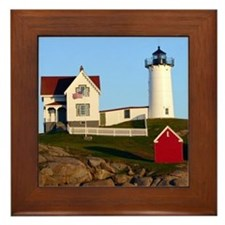 """Nubble Light"" Framed Tile"