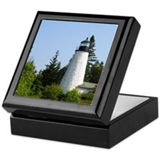 Dyce's Head Light Keepsake Box
