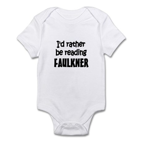Faulkner Infant Bodysuit