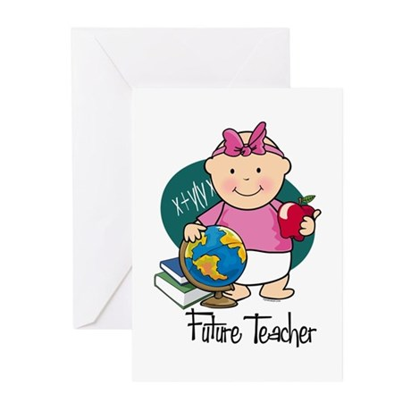 Future Teacher Greeting Cards (Pk of 10)