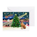 Xmas Magic/Rho Ridge Greeting Cards(Pk of 20)