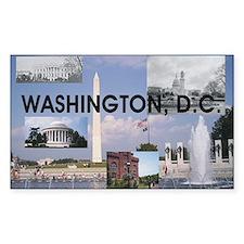 Washington Americasbesthistory Decal