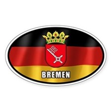 Bremen coat of arms (white letters)