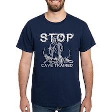 Cave Diver STOP T-Shirt