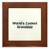 WC Granddad Framed Tile