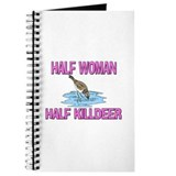 Half Woman Half Killdeer Journal