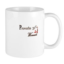 Cute Proverbs 31 woman Mug