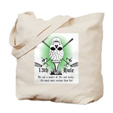 13th Hole Tote Bag