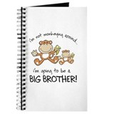 big brother t-shirts monkey Journal