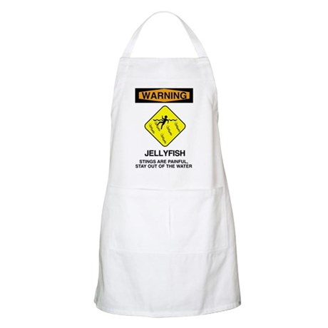 Box Jellyfish BBQ Apron
