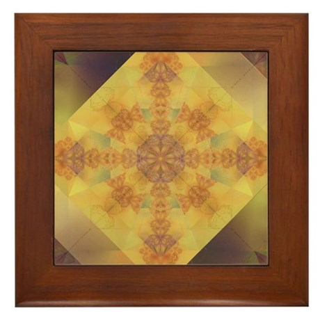 Autumn Dreams Framed Tile