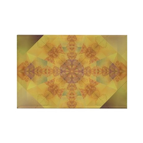 Autumn Dreams Rectangle Magnet