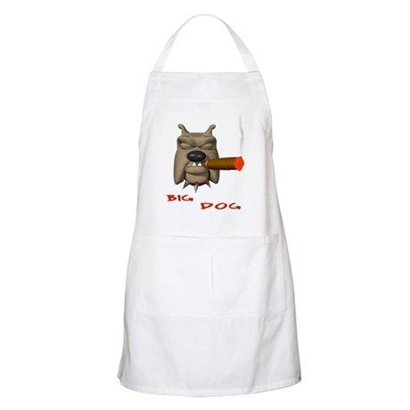 BIG DOG BBQ Apron
