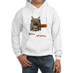 BIG DOG Hooded Sweatshirt