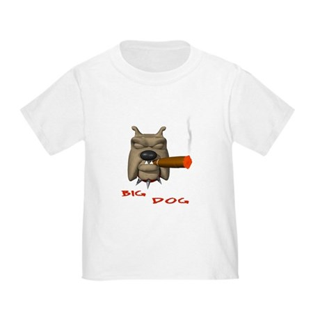 BIG DOG Toddler T-Shirt