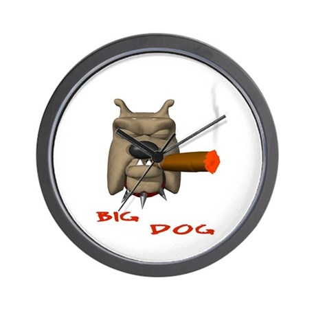 BIG DOG Wall Clock