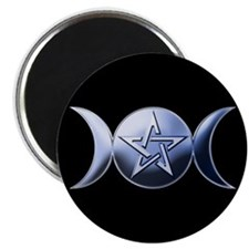 "Triple Goddess 2.25"" Magnet (10 pack)"
