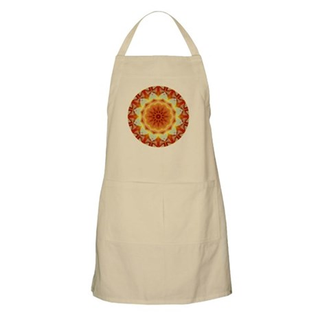 Emperor's Sunflower Apron