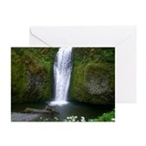 Waterfall Greeting Cards (Pk of 10)