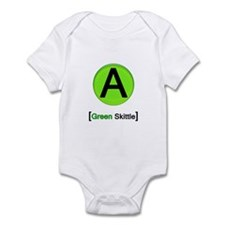 Cute Skittles Infant Bodysuit