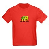 Speedy Turtle Kids T-Shirt