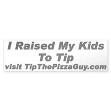 I Raised My Kids to Tip