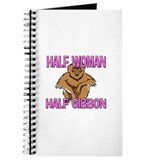 Half Woman Half Gibbon Journal