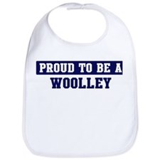 Proud to be Woolley Bib