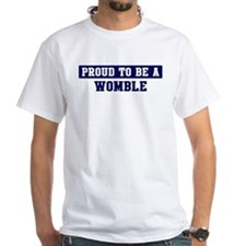 Proud to be Womble Shirt