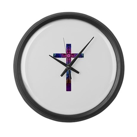 Cross 012 Giant Clock