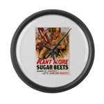 WW2 Sugar Beets Giant Clock