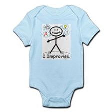 BusyBodies Improv/Comedy Infant Creeper