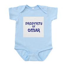 Property of Omar Infant Creeper