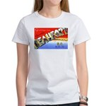 Beaufort South Carolina Greetings Women's T-Shirt
