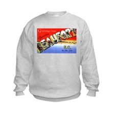 Beaufort South Carolina Greetings (Front) Sweatshirt