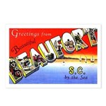 Beaufort South Carolina Greetings Postcards (Packa