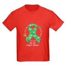 Organ Donor Butterfly Ribbon T