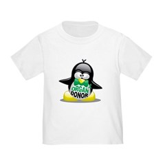 Organ Donor Penguin Toddler T-Shirt