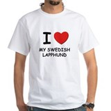I love MY SWEDISH LAPPHUND Shirt